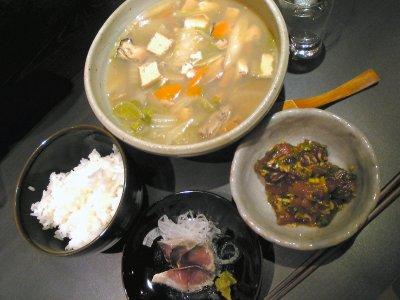 牡蠣鍋(ハバネロ入り)